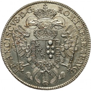 Germany, Nurnberg, Taler 1761, with title of Franz I