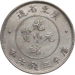 China, Kwangtung, 50 Cents ND (1890-1905)