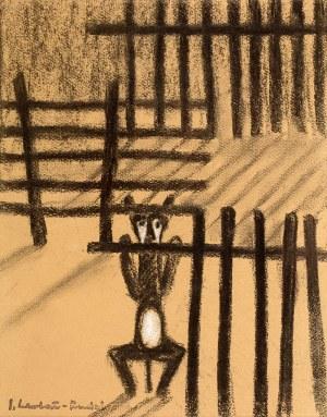 Jean Lambert-Rucki (1888 Kraków – 1967) Czekający pies
