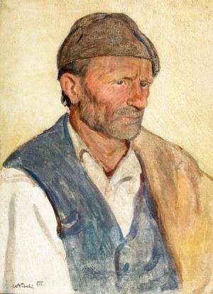 Włodzimierz Błocki (1885 Lwów – 1921 Zakopane) Sycylijczyk, 1912 r.