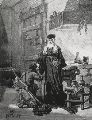Józef Ignacy KRASZEWSKI, Elwiro ANDRIOLLI, Stara baśń