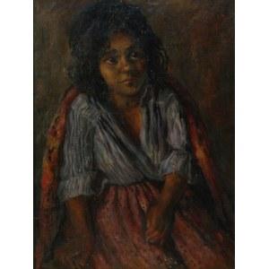 Maria RITTER (1899-1976), Cyganeczka