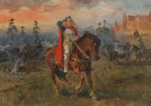 Marian NOWICKI (1904- po 1939), Rycerz z wojen polsko-krzyżackich