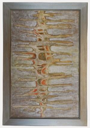 Zofia ARTYMOWSKA (1923-2000), Pejzaż, 1966