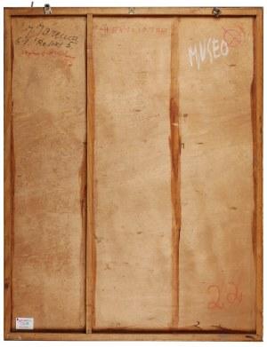 Józef JAREMA (1900-1974), G1-Relief 5
