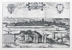 Georg Braun (1541-1620), Frans Hogenberg (1535-1590) Dantzigk