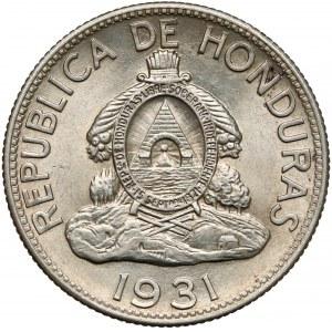 Honduras, 1 lempira 1931