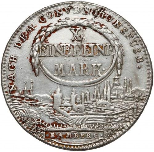 Niemcy, Bamberg - Biskupstwo, Talar 1800, Norymberga