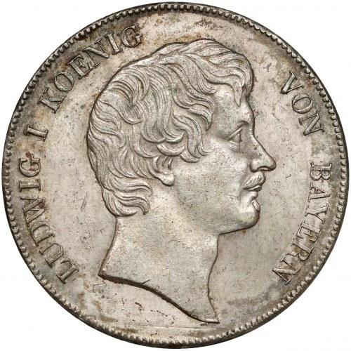 Niemcy, Bawaria, Talar 1830 - Kronentaler
