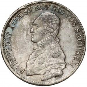 Niemcy, Saksonia, Talar Drezno 1819 IGS