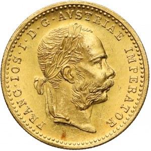 Austria, Franciszek Józef I, Dukat 1897