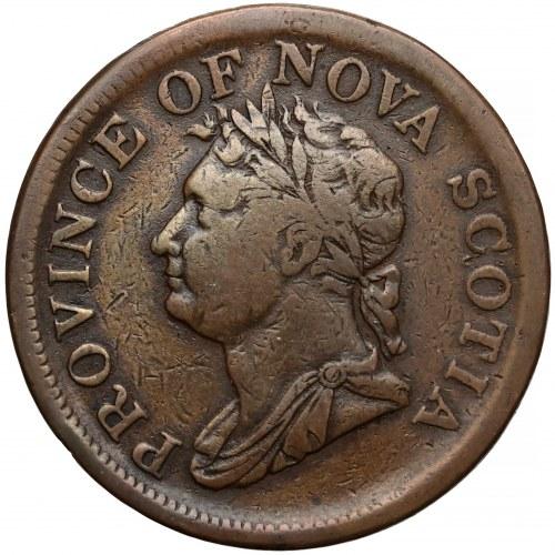 Kanada, Nowa Szkocja, Token Penny 1832