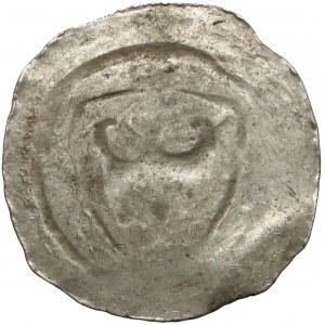 Austria, Rudolf I (1273-91), Fenig Karyntia - orzeł w tarczy - rzadki