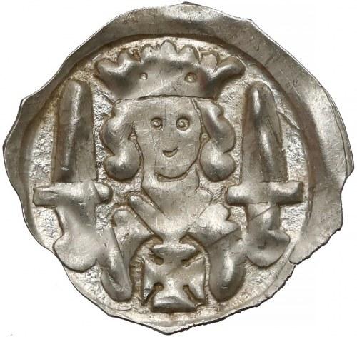 Austria, Ottokar II (1260-76), Fenig Graz - król pomiędzy mieczami