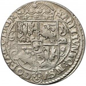 Zygmunt III Waza, Ort Bydgoszcz 1622 - PRVS.M+