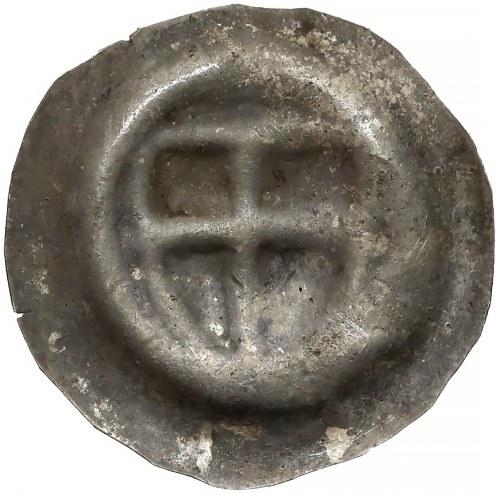 Zakon Krzyżacki, Brakteat - Tarcza z krzyżem (1307-1318)