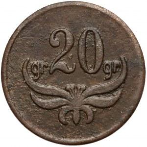 84 Pułk Strzelców Poleskich, Pińsk, KASYNO Podoficerskie, 20 groszy