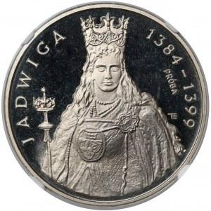 Próba NIKIEL 1.000 złotych 1988 Jadwiga