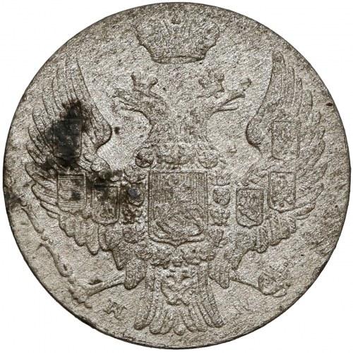 10 groszy 1840 WW zamiast MW - rzadkość