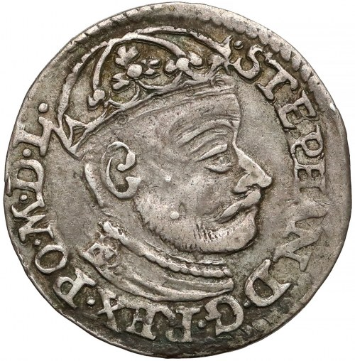 Stefan Batory, Trojak Olkusz 1582