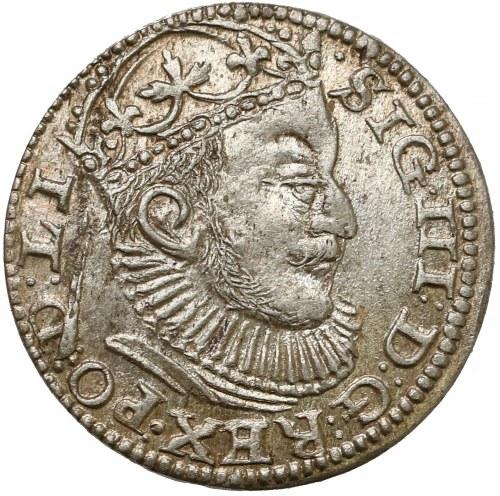 Zygmunt III Waza, Trojak Ryga 1589