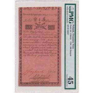 100 złotych 1794 - B