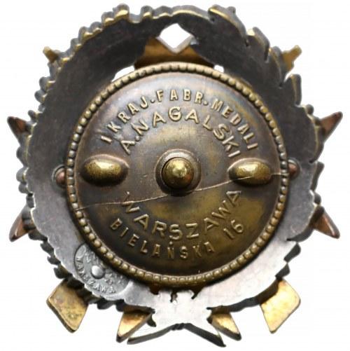 Odznaka Szkoły Podoficerów Zawodowych Piechoty