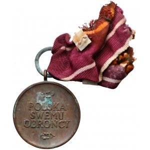 Medal Wojska za Wojnę 1939-1945 (wykonanie 1945-1946)