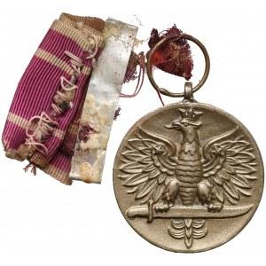 Medal Wojska za Wojnę 1939-1945 (wykonanie 1960-1970)