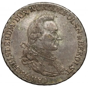 Śląsk, Karol Krystian Erdmann, Talar Wrocław 1785-B
