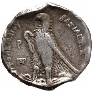 Grecja, Egipt, Aleksandria, Ptolemeusz I Tetradrachma Delta 300-285r. p.n.e.
