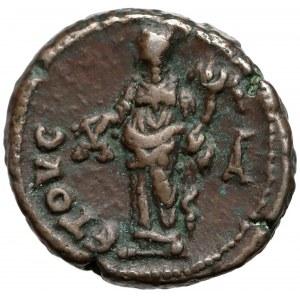 Prowincje Rzymskie, Egipt, Aleksandria, Tetradrachma Bilonowa, Tacyt