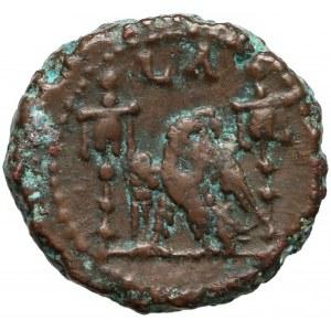 Prowincje Rzymskie, Egipt, Aleksandria, Tetradrachma Bilonowa, Karus