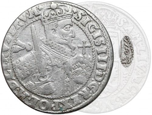 Zygmunt III Waza, Ort Bydgoszcz 1623 - liście palmowe - b.rzadki