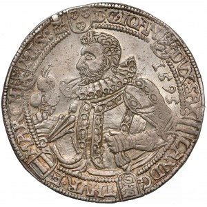 Niemcy, Saksonia, Talar Saalfeld 1595