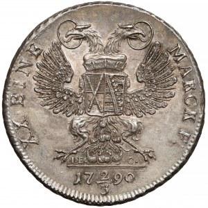 Niemcy, Saksonia, 2/3 talara (gulden) 1790 IEC
