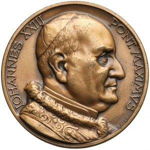 Watykan, Medal papież Jan XXIII 1962 r.