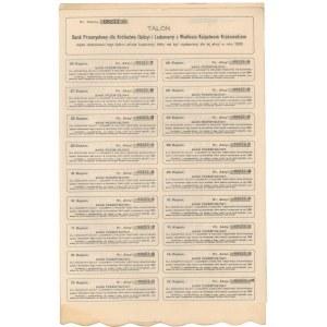 Bank Przemysłowy dla Królestwa Galicyi i Lodomeryi, 400 kr 1919