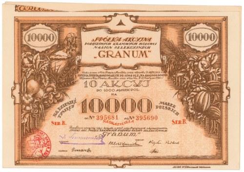 Granum, Em.7, 10x 1.000 mkp