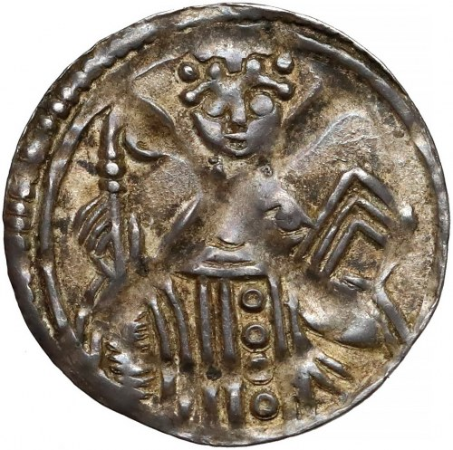 Niemcy, Kolonia, Biskupstwo, Denar Rees (1156-67)