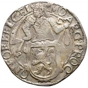 Niderlandy, Geldria, Talar lewkowy (Leeuwendaalder) 1648