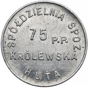75 Pułk Piechoty, Królewska Huta (Chorzów), 1 złoty