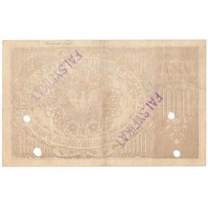 Falsyfikat z epoki 1.000 mkp 05.1919 - Ser.ZI