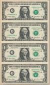 USA zestaw pamiątkowy banknotów, monet i znaczków