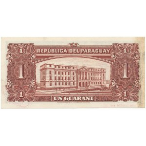 Paragwaj SPECIMEN 1 Guarani (1943) - A 0000000