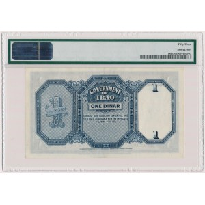 Irak, 1 Dinar 1931 (1942)