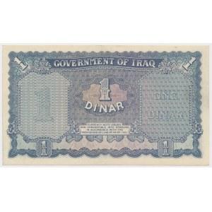 Irak, 1 Dinar 1931 (1941)