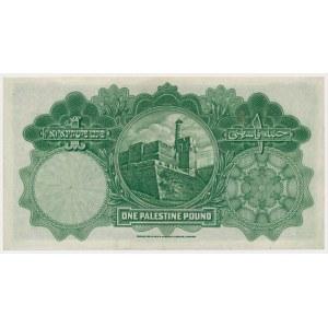 Palestyna, 1 Pound 1939