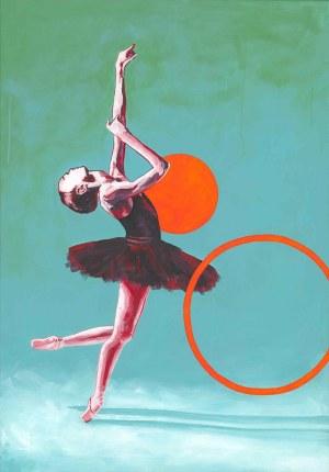 Ewelina Effe Czarniecka, 1991, Ballerina, 2017