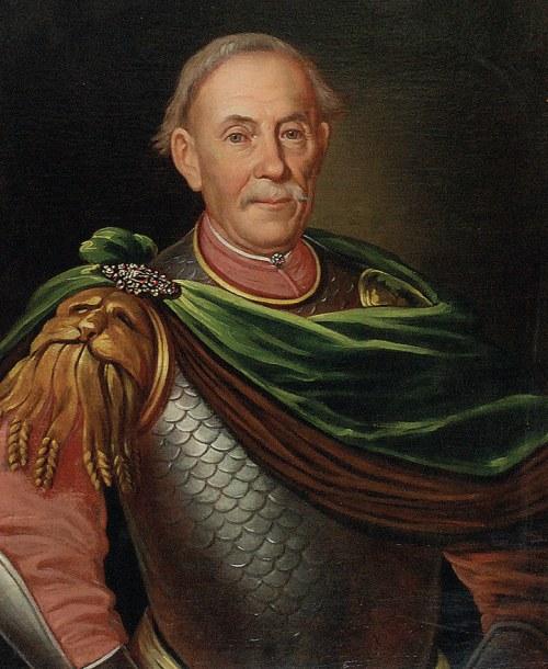 Malarz nieokreślony, XVIII w., Constantinus Hulidowski Kuszell